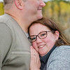 cuddles engagement session