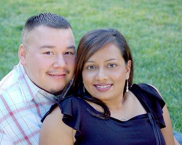 Bindu and Humberto