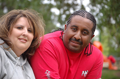 Denise and Cedric at Howe Park