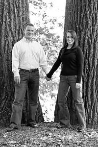 engagement photos for Julie & Brian