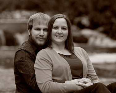 Kayla and Nate Engagement Session