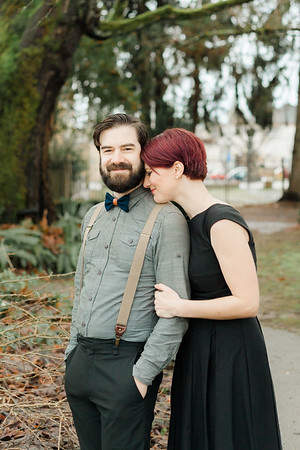 Aimee & James