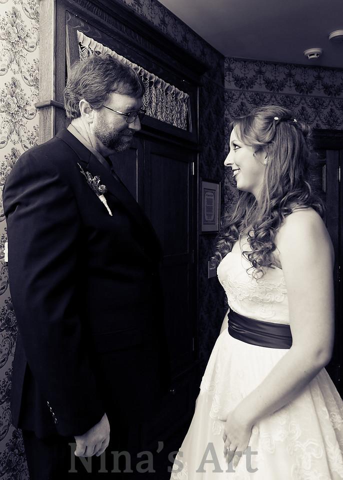 Bennett Wedding (89)bw