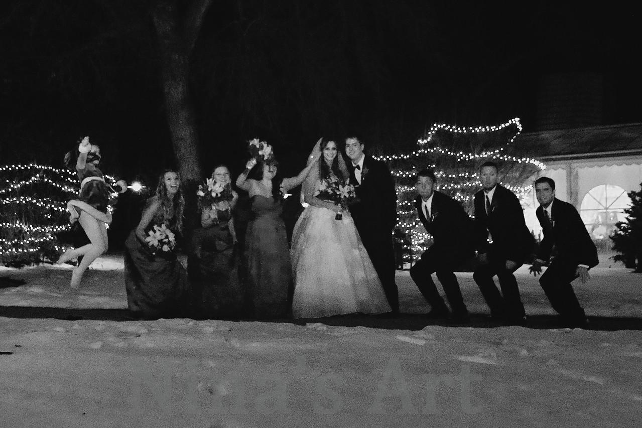 Bennett Wedding (359)bw