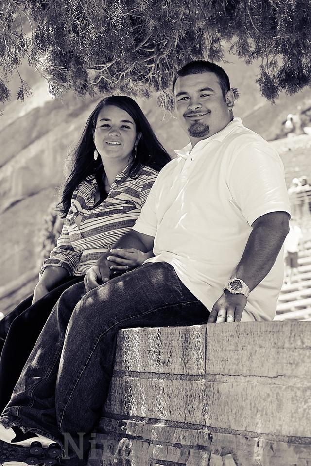 Steve & Steph engagement (83)bw