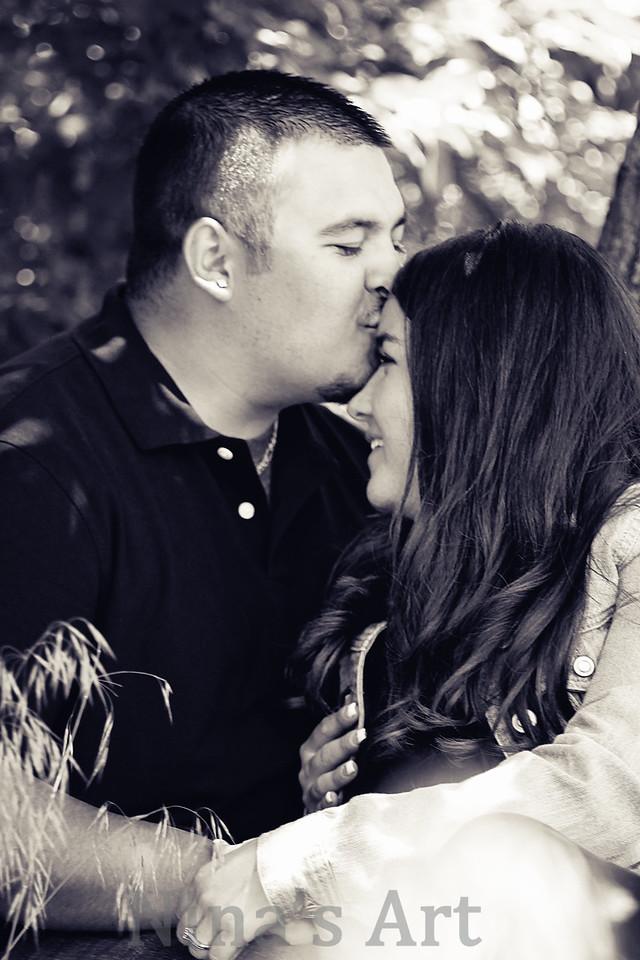 Steve & Steph engagement (51)bw