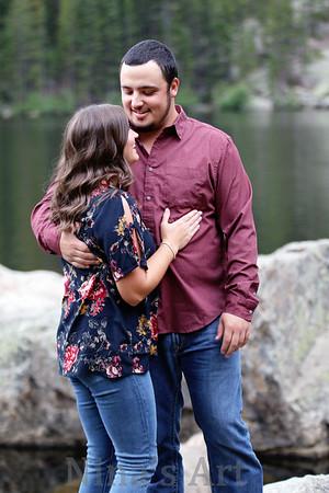 Wilson- Engagement & Wedding