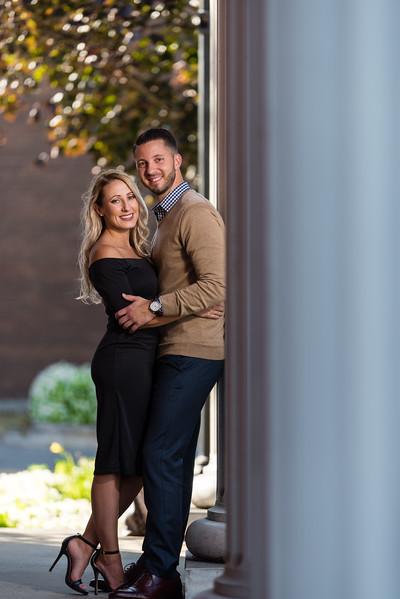 David and Michelle 2-94