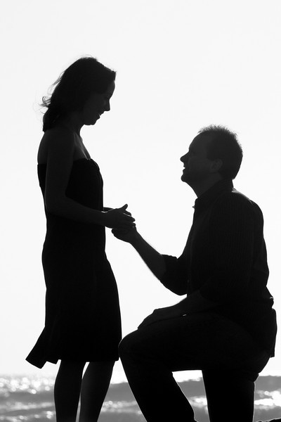 The Proposal B&W 1