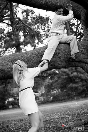 Amber and Josh Engagement