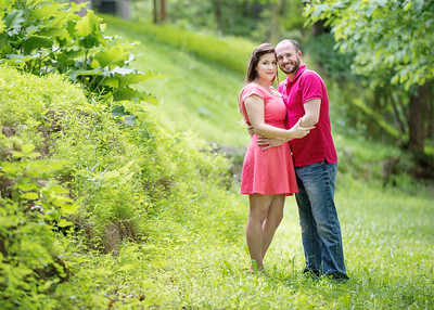 110 engagement session