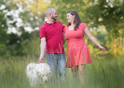138 engagement session