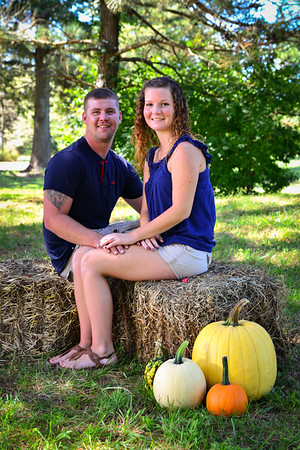 Brittany Gray & Brandon Spicer