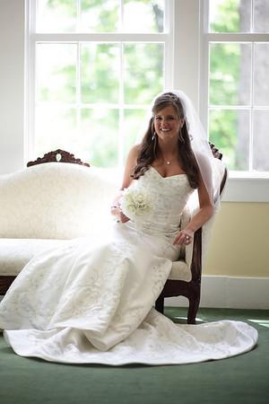 Jacyln's Bridal Portrait