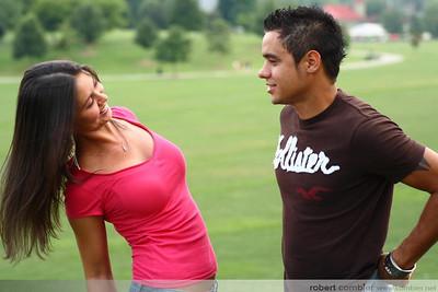Lara and Rafael Engagement