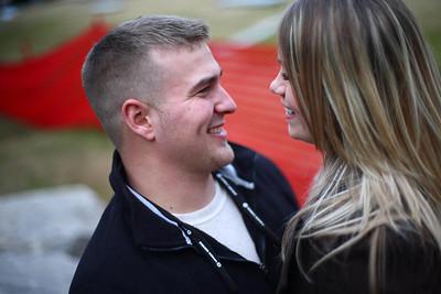 Monica and Mason Engagement