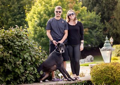 101 engagement dog