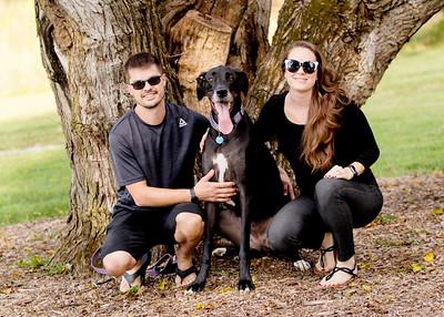 108 engagement dog