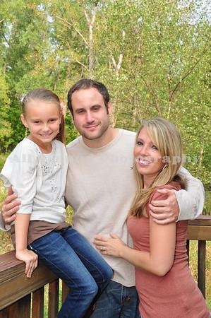 Sara, Ryan, and Riley
