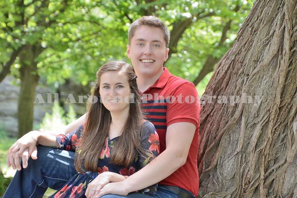 Sarah  and Graham