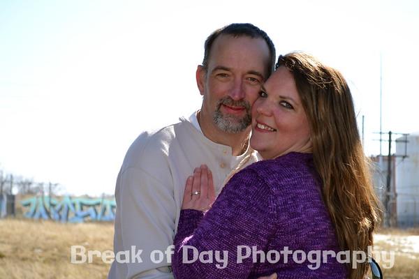 Teresa & Dan's Engagement
