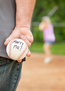 123 engagment baseball