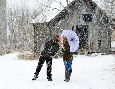 Amanda & James Engaged