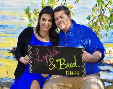 Brad & Lyndsi - Engaged