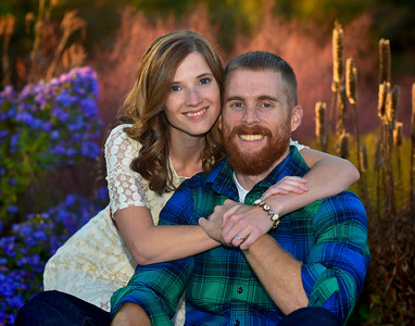 Charity & Kyle - Engaged