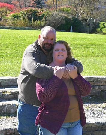Heidi & Rusty Engaged