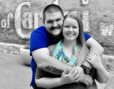 Jill & Justin - Engaged