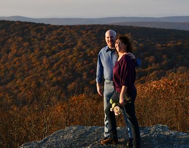 Karen & Mark - Engaged