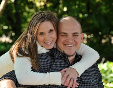 Noah & Stephanie Engaged