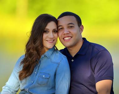 Troy & Kelsi Engaged