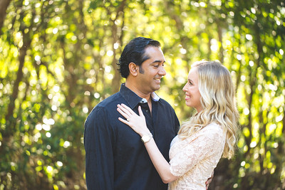 Engagement Session ~ Felicia & Raj