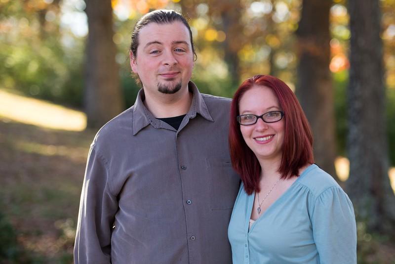 Amanda and Corey's Engagement Session
