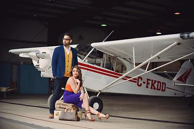 Ashley + Manny Engagement Shoot