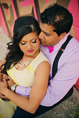 Bobby + Tanuja Engagement Shoot