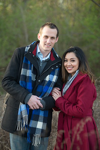 Chantal and Brandon joined me at Wasena Park and Greenway in Roanoke Viirginia to celebrate their wedding engagement.