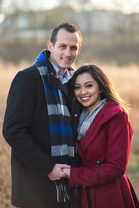 Chantal and Brandon joined me at Wasena Park and Greenway in Roanoke Virginia to celebrate their wedding engagement.