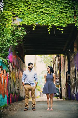 Nikki + Kulbir - Engagement Shoot