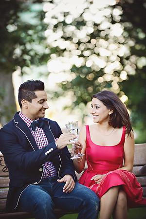 Raju + Satnam - Engagement Shoot