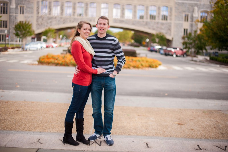 Rebecca and Chris's Engagement Session