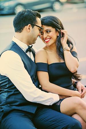 Richa + Shyamal