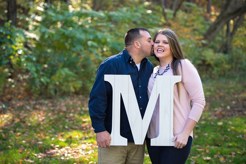 Ricky and Amy's Engagement Session