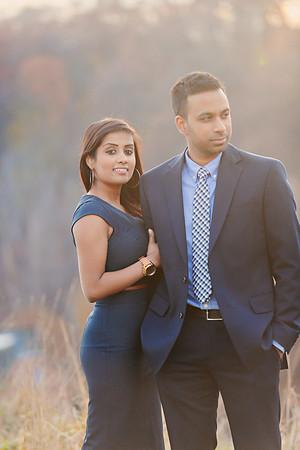Rochelle + Ryan - Toronto Engagement Shoot