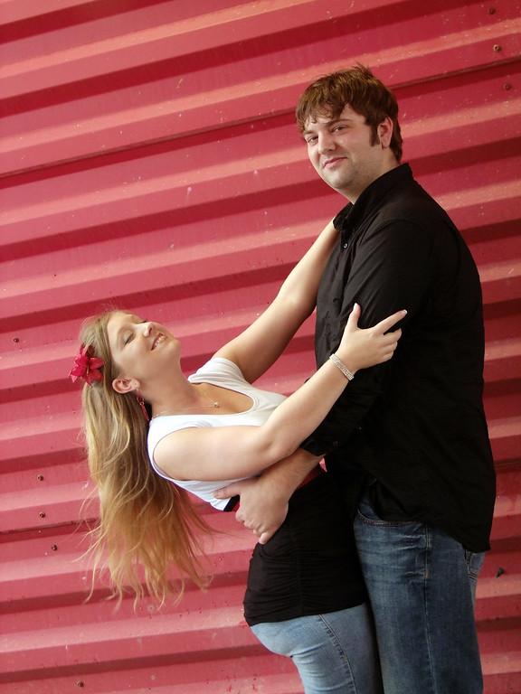 Patrick and Jennifer Widen