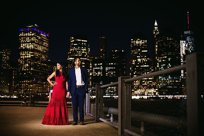 Tina + Abhi Engagement