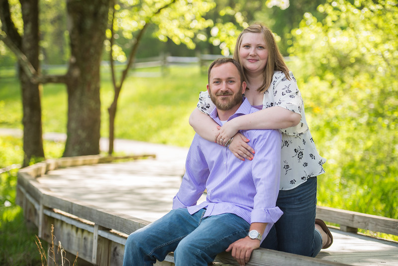 Victoria and Mike's Engagement Session
