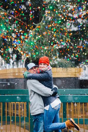 Alyssa & Blake Surprise Engagement